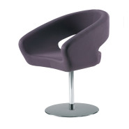 Diva armchair contract design