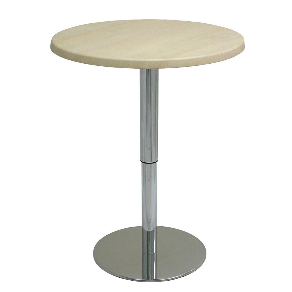 Vela arredamenti base tavolo in acciaio slim tel for Vela arredamenti