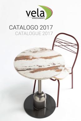 copertina catalogo Vela Arredamenti