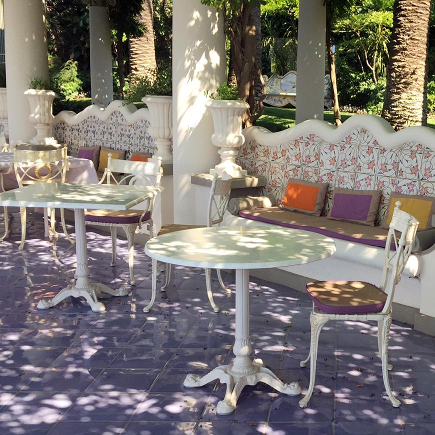 Table de bistrot vela arredamenti for Vela arredamenti