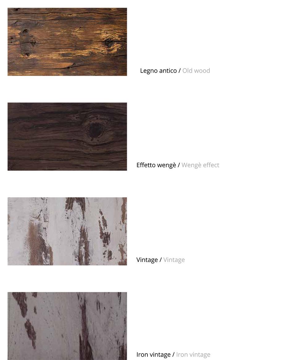 finiture legno antico